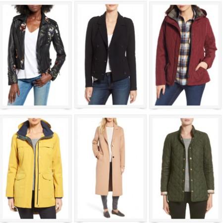 nordstrom anniversary, Nordstrom, Anniversary sale, coats, cute coats, deals on coats