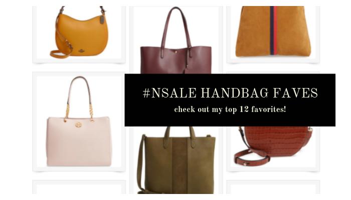 #Nsale Handbag Favorites